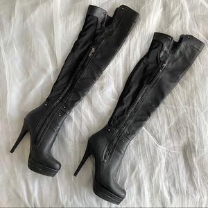 BAKERS Farah 2 Thigh High Boots